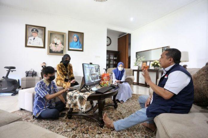 Yana Mulyana, Wakil Walikota Bandung [Foto : Humas Bandung]