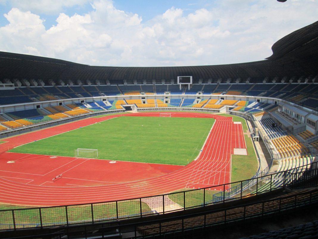 Stadion GBLA Kota Bandung.