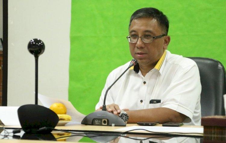 Ketua DPW PKS Jawa Barat, Haru Suandharu