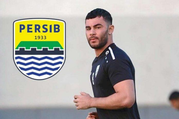 Melempem di Piala Menpora 2021, Farshad Noor Dilepas Persib Bandung Gelandang asal Afghanistan, Farshad Noor