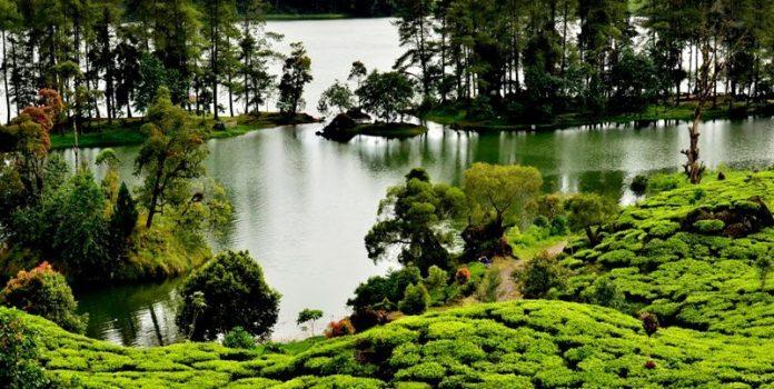 Objek Wisata Ciwidey. (Foto : Riandy Hidayat)