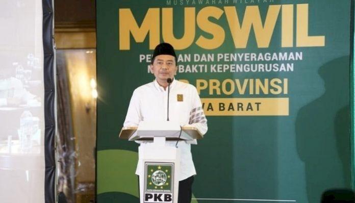 Ketua Umum DPW PKB Jabar Syaiful Huda