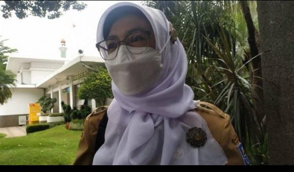 Kepala Dinas Kesehatan Kota Bandung. (Foto : Trbn)