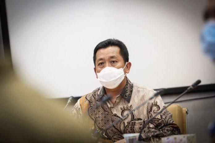 Sekretaris Daerah (Sekda) Kota Bandung, Ema Sumarna
