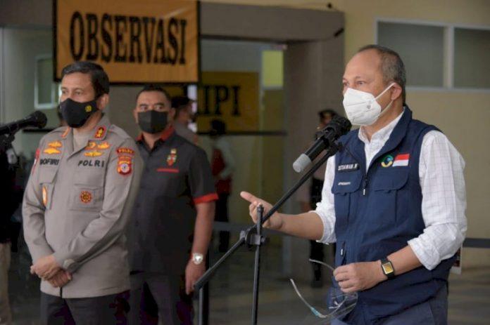 Sekretaris Daerah (Sekda) Provinsi Jawa Barat (Jabar) Setiawan Wangsaatmaja