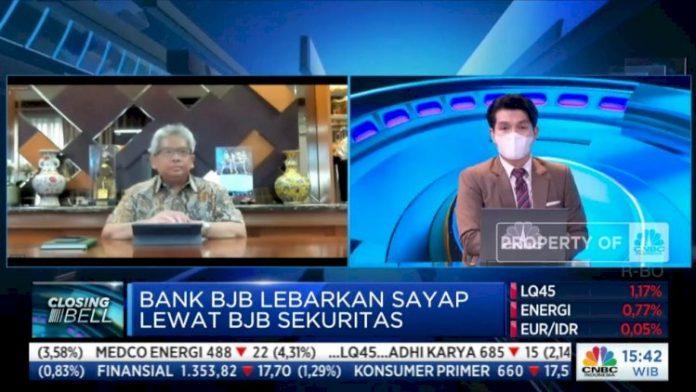bank bjb Dorong Investasi Pasar Modal di Jawa Barat Melalui bjb Sekuritas