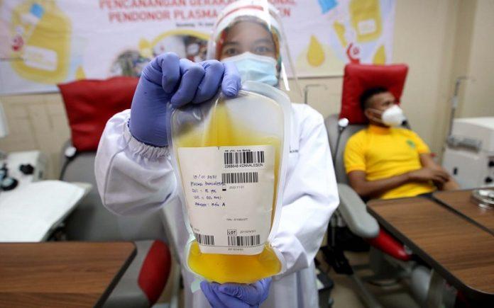 Catat! Info Kontak Jadi Pendonor Plasma Konvalesen Pasien Covid-19 Kota Bandung