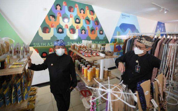 60 Tenant Hadir di Salapak Dago, Pasarkan Produk UMKM Bermutu