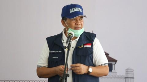 Ekonomi Terpuruk, Mang Oded Berharap PPKM tak Diperpanjang