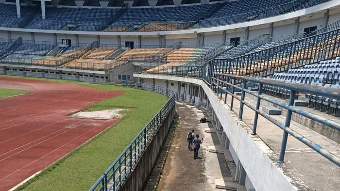 Kota Bandung PPKM Level 3, Persib Boleh Pakai Stadion GBLA
