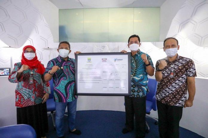 Tengah Berperang Kontra Covid-19, Pemkot Bandung Tak Lupa Melawan Stunting